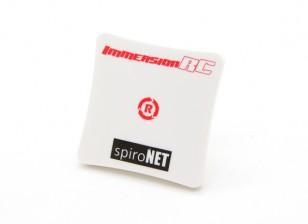 SpiroNet的8dBi RHCP微型贴片天线