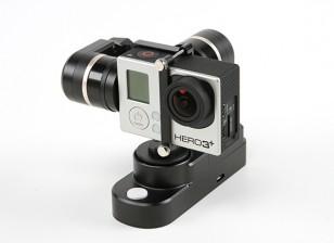 飞宇科技的Go-PRO4 Hero3 3plus穿戴式摄像头万向节