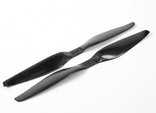 DYNAM 14x5.5碳纤维螺旋桨的多轴飞行器(顺时针和逆时针)(1对)