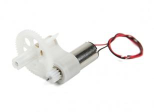 HobbyKing™EPS-7齿轮刷电机系统