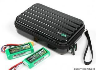为1400mAh的电池3秒硬壳携带箱
