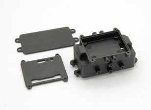 电池盒(1个) - 锤RockSta 1/24四轮转向小型履带式摇滚