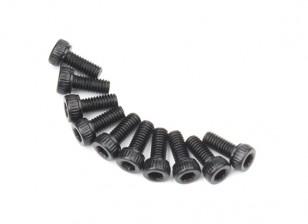 金属六角机六角螺丝M2.6x6-10pcs /套
