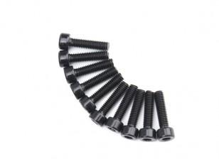 金属六角机六角螺丝M4x16-10pcs /套