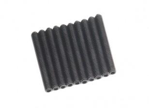 金属埋头螺钉M4x32-10pcs /套