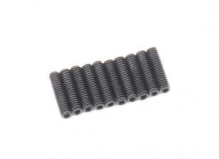 金属埋头螺钉M2x8-10pcs /套
