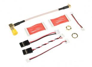 ImmersionRC涡250 Pro的电缆组