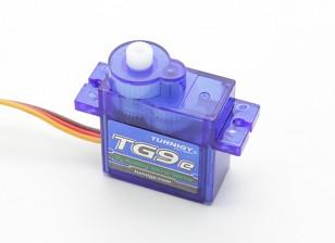 Turnigy™TG9e生态微型伺服1.5公斤/ 0.10sec /9克