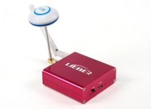 利伯5.8GHz的WiFi的影音传输