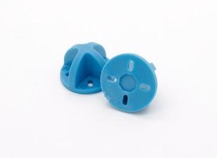 的Diatone起落架9毫米/12毫米(蓝色)(2个)