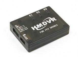 HM数字视频录像机对于FPV无人机