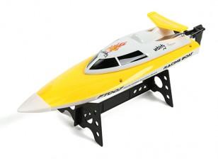 FT007活力V型船体赛艇360毫米 - 黄色(RTR)