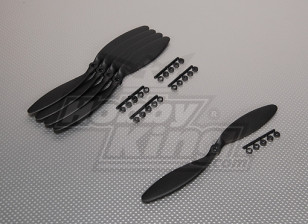 GWS风格Slowfly螺旋桨9x3.8黑色(CCW)(5片装)