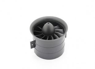 刀片高性能70毫米EDF(12片),涵道风扇单元