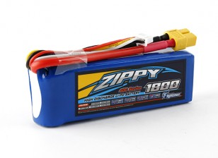 ZIPPY Flightmax 1800mAh的3S1P 40℃