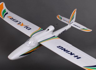 HobbyKing®™Bixler®™2 EPO1500毫米箭在弦上瓦特/可选襟翼 - 模式2(RT