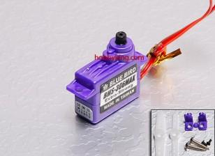 BMS-306MAX微型伺服(特强)1.6公斤/ .13sec /7.1克