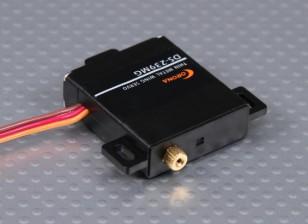 电晕DS-239MG数码超薄荣伺服(合金装备)4.6公斤/ 0.15sec /22克