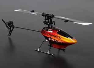 Turnigy FBL100 3D微型直升机(模式1)(箭在弦上)