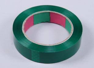 永磁带45mic x 24毫米x 100米(窄 - 格林)