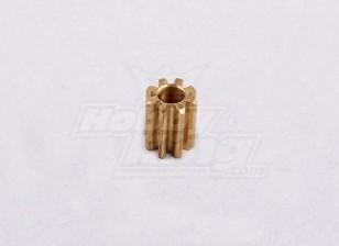 更换小齿轮2毫米 -  8T / 0.4M