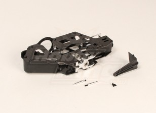 GT450PRO CF和金属主框架大会(扭力管版)