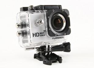 Turnigy HD无线ActionCam 1080P全高清摄像机瓦特/防水套