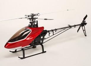 HK-500GT 3D电动直升机套件(包括刀片和演员)