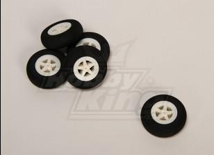 光发泡轮(直径:35,宽度:11毫米)(5片/袋)