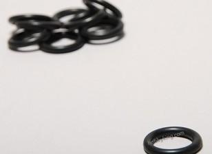 备用橡胶圈的支柱节电器(10片装)