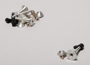 特强控制喇叭2.8x24mm(5片装)