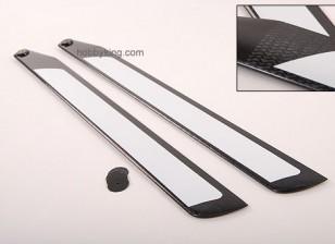 600毫米TIG碳纤维Z-编织主叶片