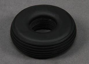 Turnigy63毫米更换橡胶轮胎
