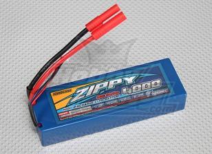 ZIPPY 4000mAh的2S1P 30C HARDCASE包