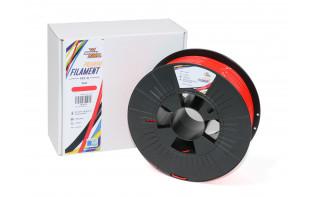 Premium 3D Printer Filament 1.75mm PETG 1KG (Red)