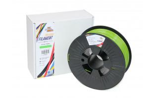 Premium 3D Printer Filament 1.75mm PETG 1KG (Green Apple)
