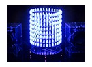 DIY列LED音乐谱套件