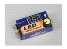 Hobbyking LED伺服试验机