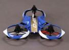 UFO Y-4微Multicopter W / 2.4GHz的发射器和自动翻转功能(模式2)(RTF)