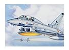 Italeri 1/72规模EF-2000战斗机塑料模型套件