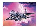 Italeri 1/72比例F-15E攻击鹰塑胶模型套件。