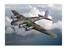 Italeri 1/72规模的B-17丰泽Mk.1塑料模型套件