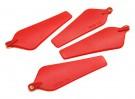 多转子折叠螺旋桨5X3红(CW / CCW)(2个)