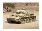 Italeri 1/35规模Pz的。 Kpfw。 IV型坦克。 F1 / F2初政塑料模型套件