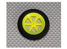超轻多辐轮D46x9mm(5片/袋)