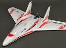 SkyFun飞机V1.1 W / 2500kv无刷电机875毫米EPS(PNF)