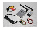 SkyZone 5.8GHz的200MW FPV无线影音的Tx与接收套装