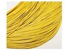 Turnigy纯硅胶线24AWG 1M线(由黄色)