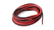 Turnigy High Quality 14AWG Silicone Wire 5M Bonded Pair (Black/Red)