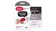 Sugru™ Moldable Glue - Monochrome Pack (3 x 5g)